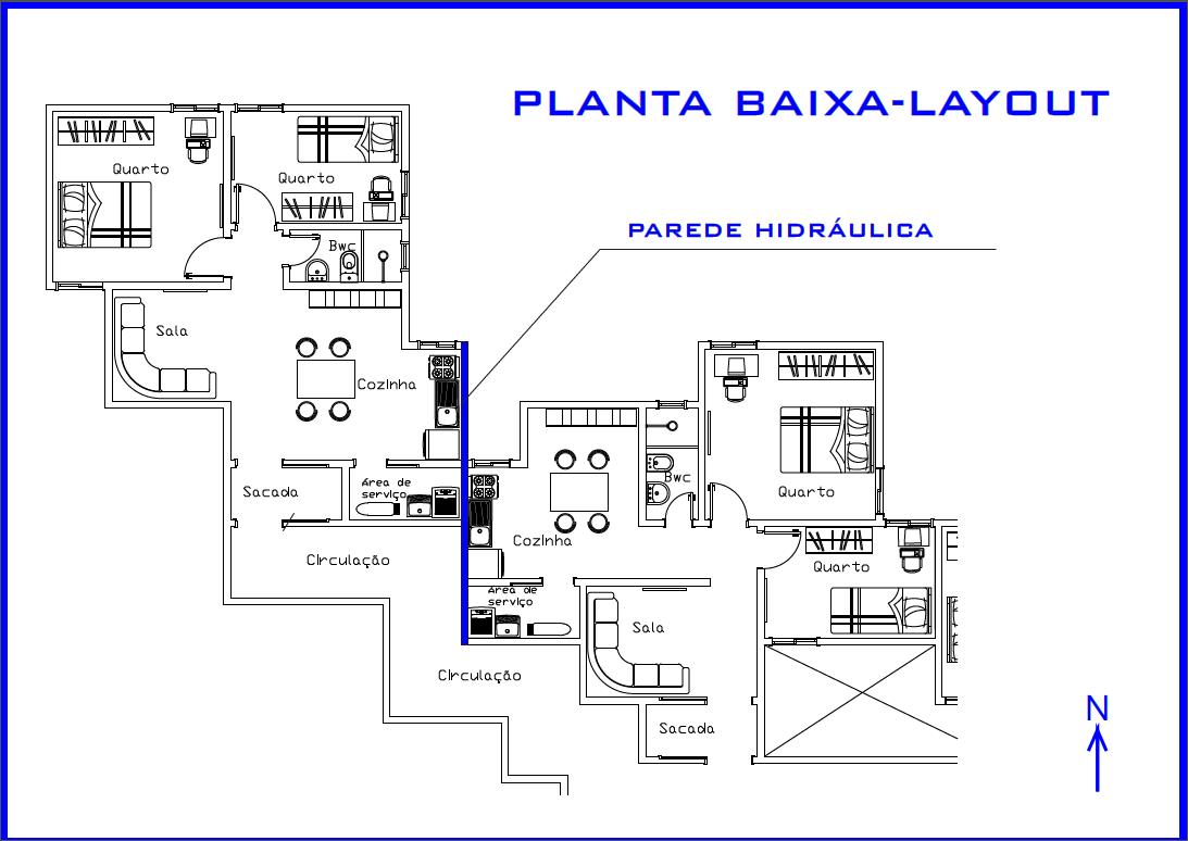 Planta Baixa #0303C8 1093 774